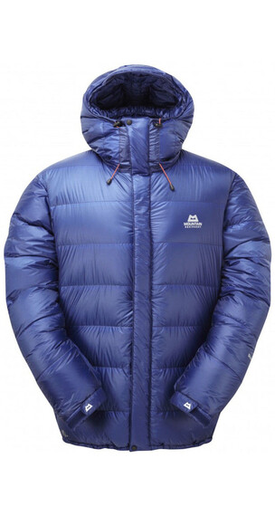 Mountain Equipment M's Gasherbrum Hooded Jacket Cobalt